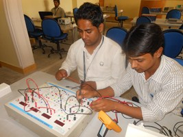 Digital Embedded System Lab in Electrical and Electronics Engineering