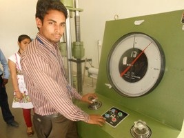 Essential Mechanics & Fluids Lab in Mechatronics Engineering