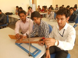 Mechanical Science Lab in Mechatronics Engineering