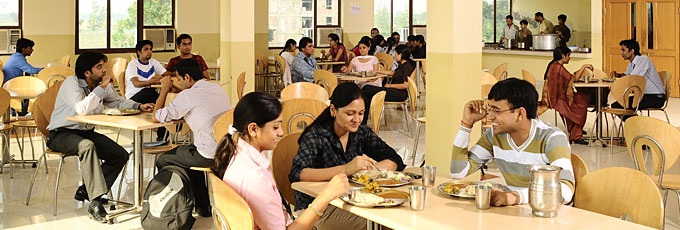 Cafeteria of APIIT College of Engineering