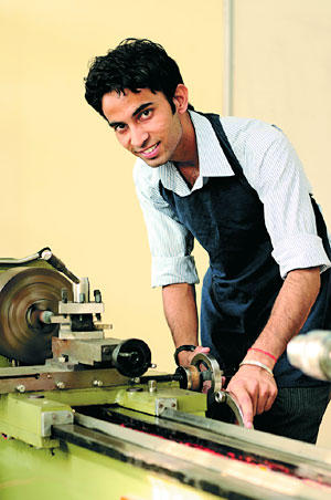 B.Tech Mechatronics Engineering