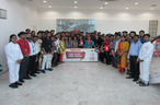 Industry visit to Yakult Danone India Pvt. Ltd. Sonipat