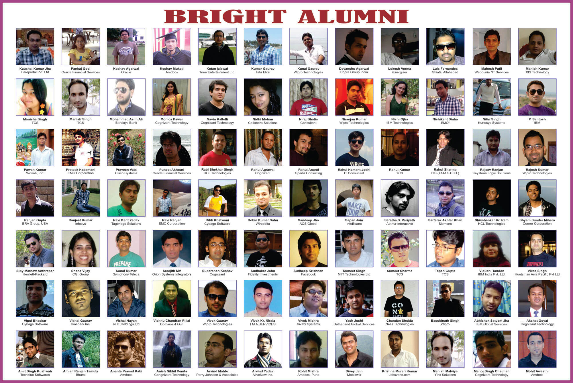 Bright Alumnus 2013- Part2