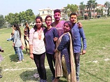 Holi Celebration on 18 March 2019