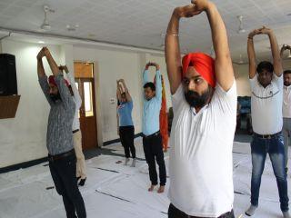 Yoga Day @ APIIT