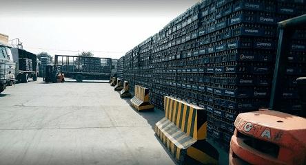 Industrial Visit to Varun Beverages